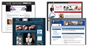 Web Concept Designs, Web Graphics and Presentation